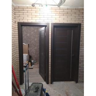 Фото дверей 17х в интерьере