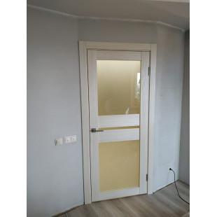 Дверь 70х эшвайт фото в интерьере