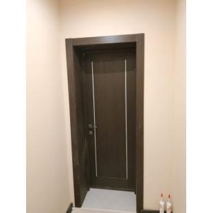 дверь 2.47Х венге в интерьере