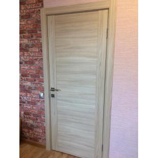 фото двери в интерьере 20X капучино