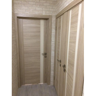 фото двери Х63 капучино в интерьере