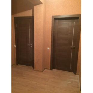 фото двери 17х малага черри в интерьере