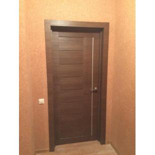 фотография двери 17х малага черри в интерьере