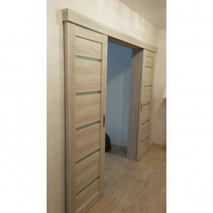 дверь 7Х капучино раздвижная