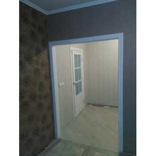 Портал пекан белый и дверь 103х