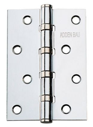 Петля Adden bau 100X70X2.5 4BB POLISH CHROME хром