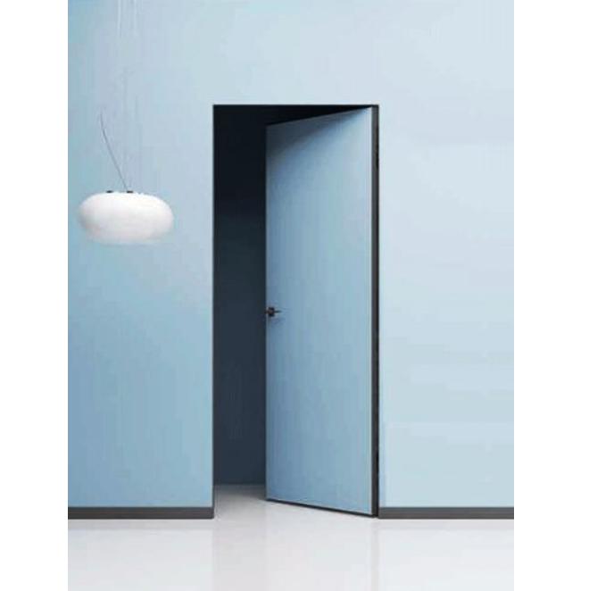 скрытые двери под покраску с открыванием от себя
